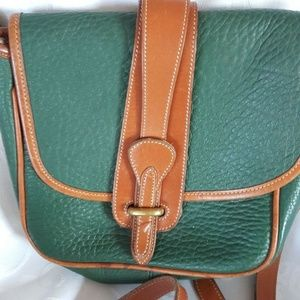 Dooney Bourke Essex AWL Leather Hipster crossbody